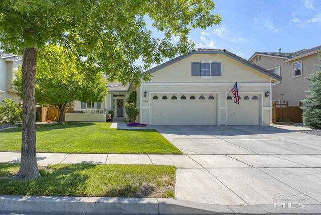 7366 La Costa, Sparks, NV 89436 (MLS #210008794) :: The Mike Wood Team