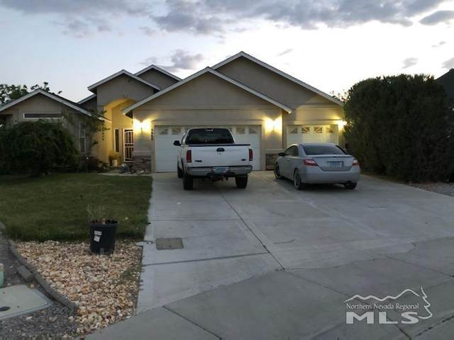 1993 Eight Iron, Fernley, NV 89408 (MLS #210008800) :: Theresa Nelson Real Estate