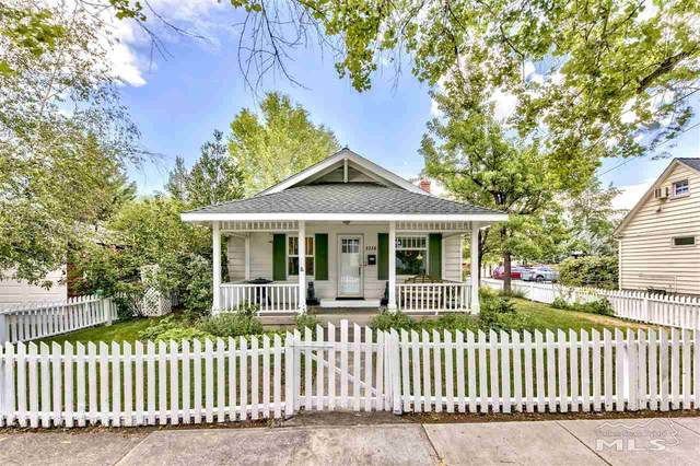 1016 Nixon Ave, Reno, NV 89509 (MLS #210008802) :: NVGemme Real Estate