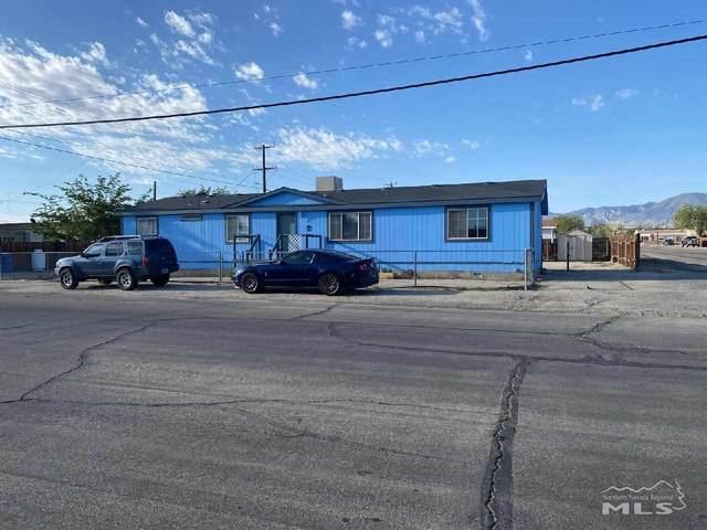 590 I Street, Hawthorne, NV 89415 (MLS #210008813) :: Theresa Nelson Real Estate