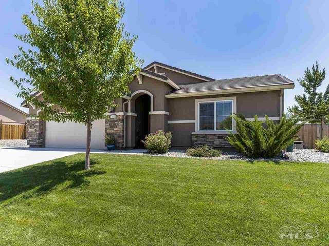 3661 Gravity Ct., Sparks, NV 89436 (MLS #210008814) :: Theresa Nelson Real Estate