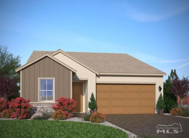 12917 Sapphire Point Ln Homesite 3, Reno, NV 89521 (MLS #210008821) :: Theresa Nelson Real Estate