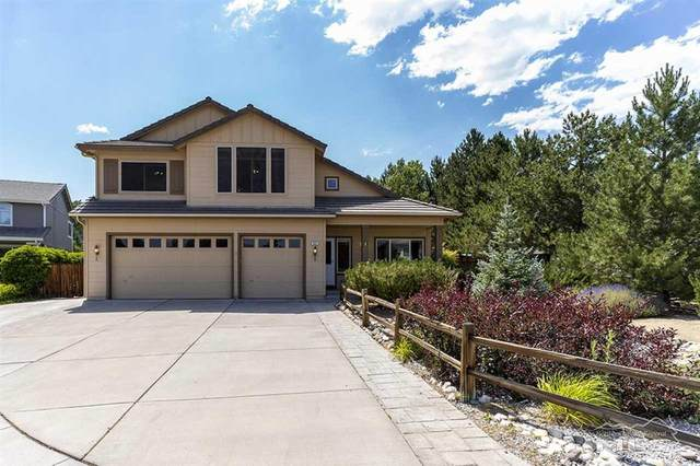 3695 Bozeman, Reno, NV 89511 (MLS #210008824) :: NVGemme Real Estate