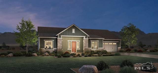2214 Paint Horse Dr Homesite 154, Reno, NV 89521 (MLS #210008825) :: Theresa Nelson Real Estate