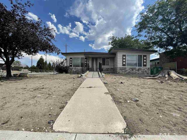 1690 Pedretti Rd., Reno, NV 89502 (MLS #210008827) :: The Mike Wood Team