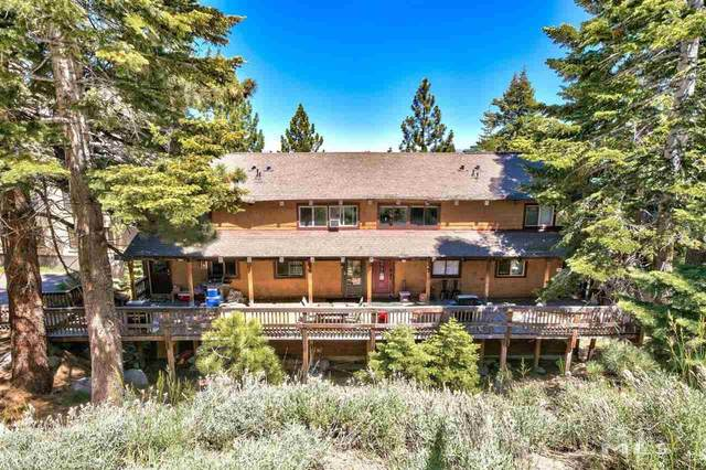 339 Tramway Dr B, Stateline, NV 89449 (MLS #210008828) :: The Mike Wood Team