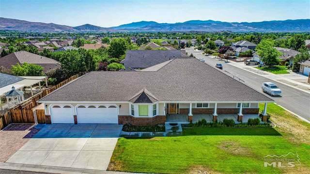 2721 Snowflake, Carson City, NV 89703 (MLS #210008830) :: Theresa Nelson Real Estate