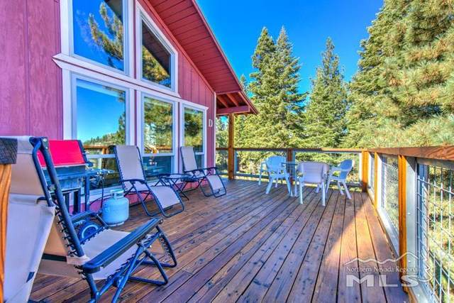 256 Tramway Drive D, Stateline, NV 89449 (MLS #210008845) :: The Mike Wood Team