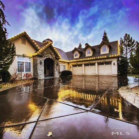 4465 Plateau Rd, Reno, NV 89519 (MLS #210008851) :: NVGemme Real Estate