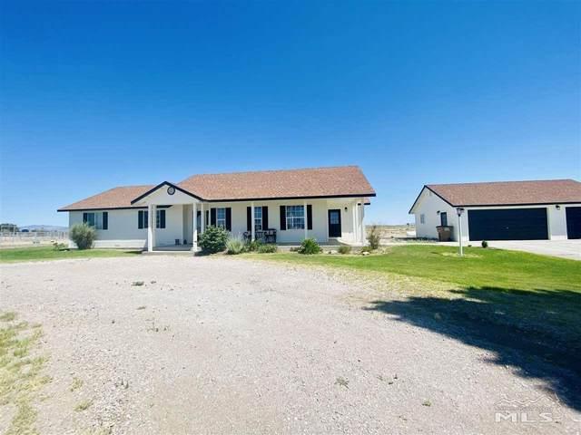 3850 Edwards Lane, Fallon, NV 89406 (MLS #210008853) :: Theresa Nelson Real Estate