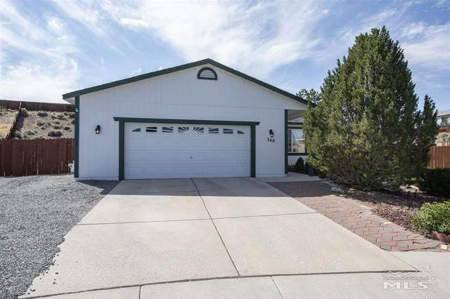 740 Snowdrop Ct., Sun Valley, NV 89433 (MLS #210008858) :: Theresa Nelson Real Estate