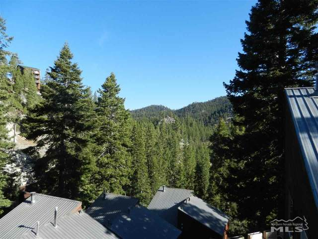 169 Tramway #A A, Stateline, NV 89449 (MLS #210008860) :: The Mike Wood Team