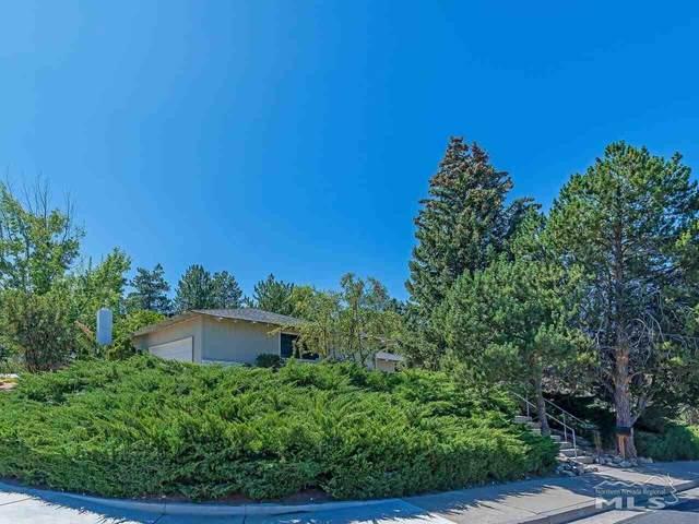 3900 Skyline Blvd., Reno, NV 89509 (MLS #210008864) :: NVGemme Real Estate