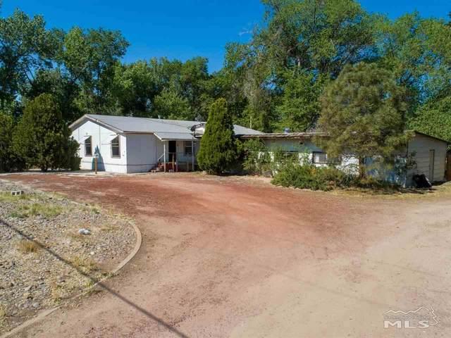 2640 Dori Way, Carson City, NV 89706 (MLS #210008866) :: Chase International Real Estate