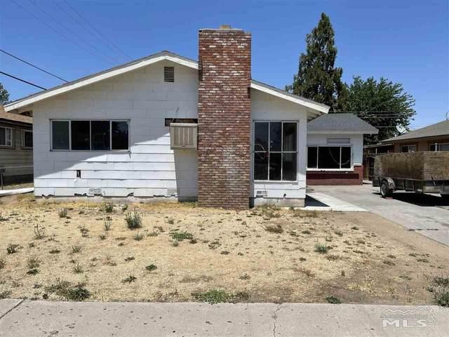765 Topaz, Reno, NV 89502 (MLS #210008874) :: Theresa Nelson Real Estate
