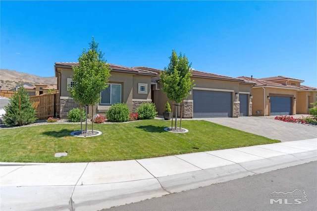 8311 Simsbury Dr. Nv, Reno, NV 89439 (MLS #210008883) :: NVGemme Real Estate