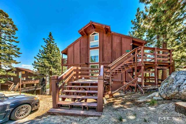 311 Olympic Ct D, Stateline, NV 89449 (MLS #210008885) :: The Mike Wood Team