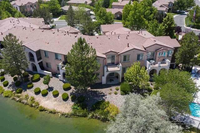 6180 Ingleston Drive #315, Sparks, NV 89436 (MLS #210008888) :: Theresa Nelson Real Estate