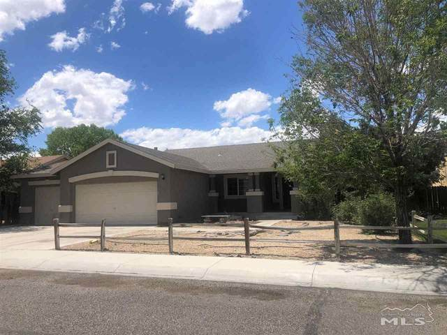 307 Marshall, Fernley, NV 89408 (MLS #210008897) :: Theresa Nelson Real Estate