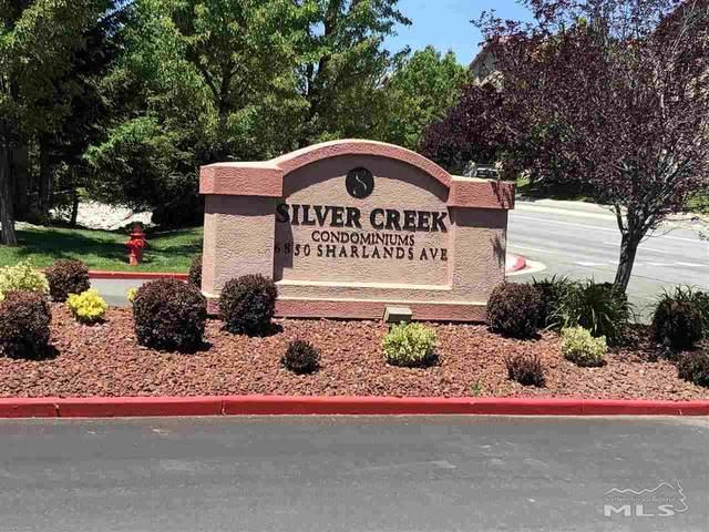 6850 Sharlands Ave Z-2157, Reno, NV 89523 (MLS #210008898) :: Krch Realty