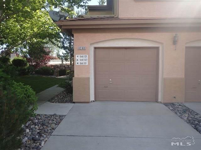 6280 Ingleston Dr #111, Sparks, NV 89436 (MLS #210008900) :: Theresa Nelson Real Estate