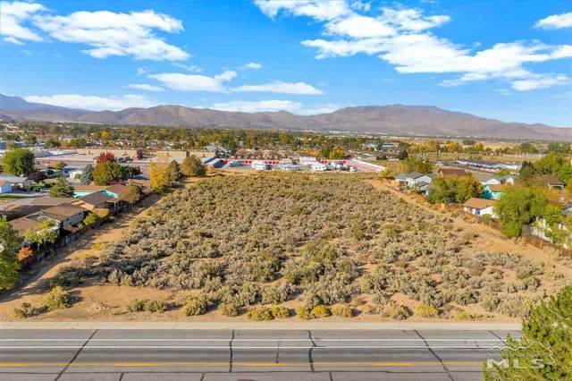 000 Colorado St., Carson City, NV 89701 (MLS #210008903) :: Theresa Nelson Real Estate