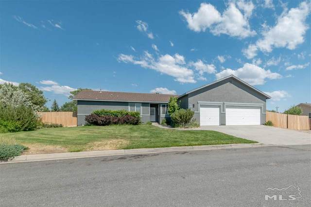 3898 Snow Valley Dr., Reno, NV 89508 (MLS #210008911) :: Theresa Nelson Real Estate