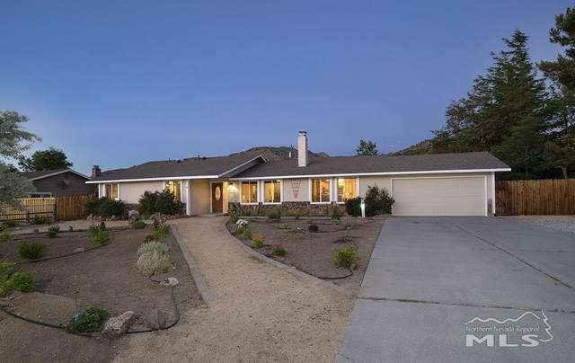 14640 Geronimo Trail, Reno, NV 89521 (MLS #210008914) :: Theresa Nelson Real Estate