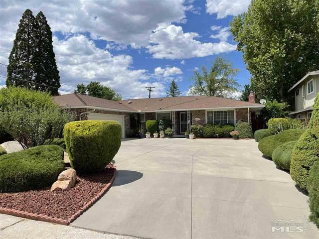 1555 Lillian Way, Reno, NV 89509 (MLS #210008916) :: NVGemme Real Estate