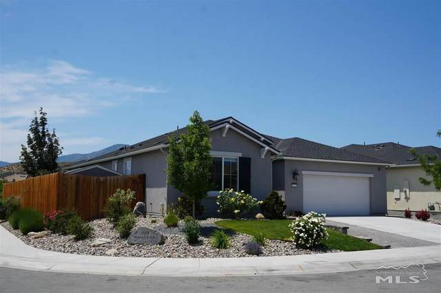 1135 Monument Peak Drive, Carson City, NV 89701 (MLS #210008929) :: Theresa Nelson Real Estate