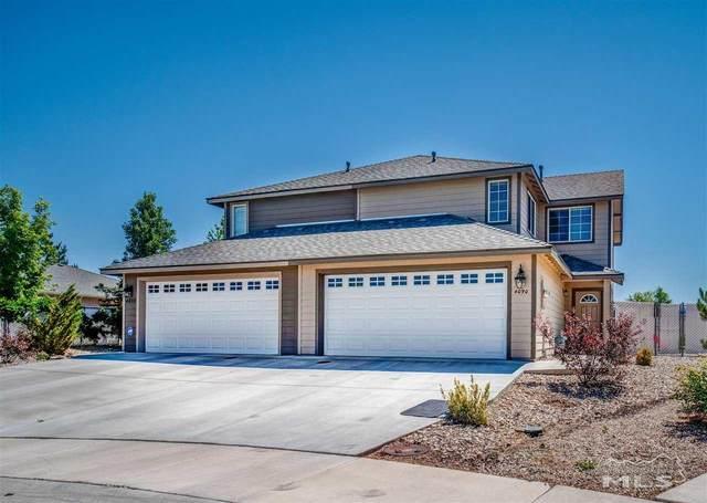 4090 Etta Place, Carson City, NV 89701 (MLS #210008933) :: Chase International Real Estate