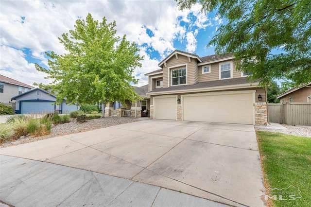 1590 Big Valley Way, Reno, NV 89521 (MLS #210008942) :: Theresa Nelson Real Estate