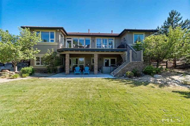 10141 Indian Ridge, Reno, NV 89511 (MLS #210008944) :: Theresa Nelson Real Estate