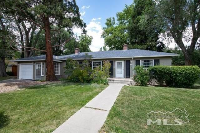 1003 University Terrace, Reno, NV 89503 (MLS #210008951) :: Theresa Nelson Real Estate