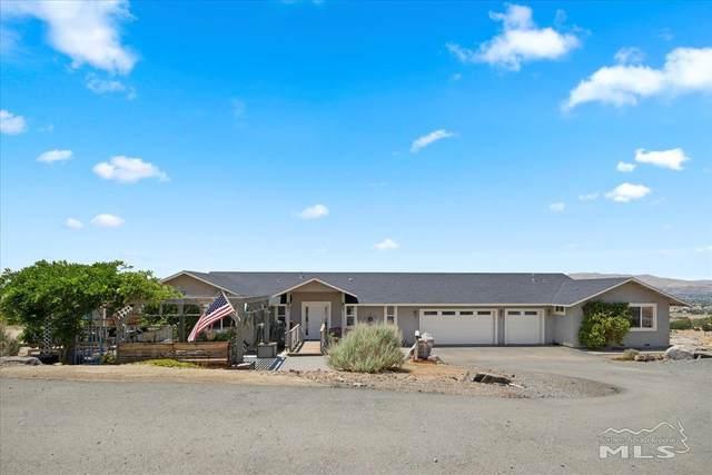 40 Chesney Court, Sparks, NV 89441 (MLS #210008955) :: Theresa Nelson Real Estate