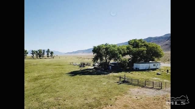 947277 Railroad Valley Road, Tonopah, NV 89049 (MLS #210008957) :: Theresa Nelson Real Estate