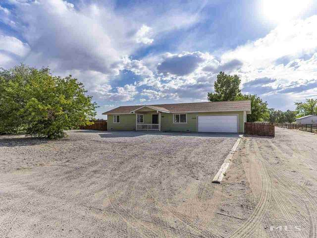 1945 Clearview Court, Fallon, NV 89406 (MLS #210008964) :: Theresa Nelson Real Estate