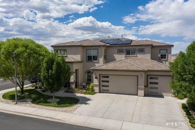 1755 Gold Belt Drive, Reno, NV 89521 (MLS #210008966) :: Theresa Nelson Real Estate