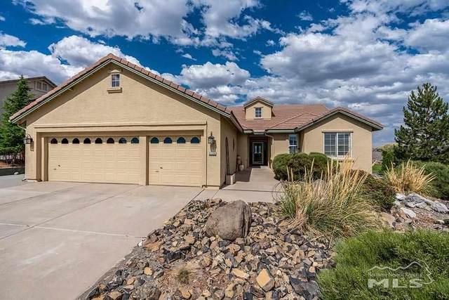 2130 Heatherwood, Reno, NV 89523 (MLS #210008968) :: Theresa Nelson Real Estate