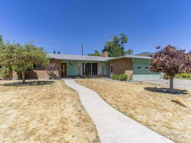 1155 Fairfield Ave, Reno, NV 89509 (MLS #210008970) :: Theresa Nelson Real Estate