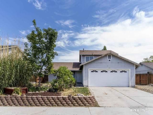 226 Poppy Hills Drive, Fernley, NV 89408 (MLS #210008971) :: Theresa Nelson Real Estate