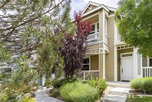 225 Lafayette Lane, Reno, NV 89509 (MLS #210008972) :: Theresa Nelson Real Estate