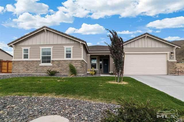 10592 Claim Jumper Way, Reno, NV 89521 (MLS #210008975) :: Theresa Nelson Real Estate