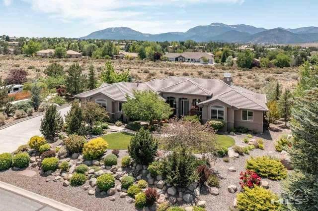 14095 Moonrise Court, Reno, NV 89511 (MLS #210008984) :: Theresa Nelson Real Estate