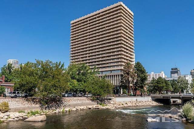 100 N Arlington Avenue 19D, Reno, NV 89501 (MLS #210008985) :: Theresa Nelson Real Estate