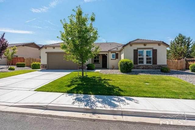 2725 Tobiano Drive, Reno, NV 89521 (MLS #210008991) :: Theresa Nelson Real Estate