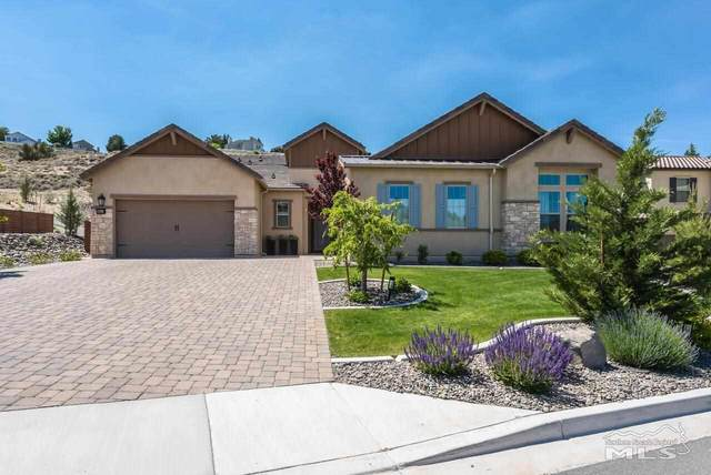3601 Pinot Noir, Reno, NV 89509 (MLS #210008992) :: Theresa Nelson Real Estate