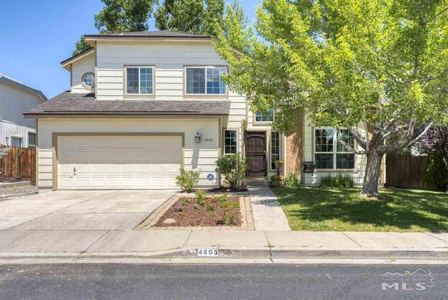 4503 Canyon Ridge Ln, Reno, NV 89523 (MLS #210009013) :: Theresa Nelson Real Estate