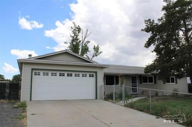 847 D St, Fernley, NV 89408 (MLS #210009014) :: Theresa Nelson Real Estate