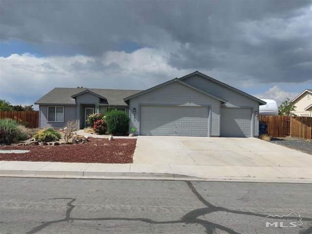 693 Jennys, Fernley, NV 89408 (MLS #210009020) :: Theresa Nelson Real Estate